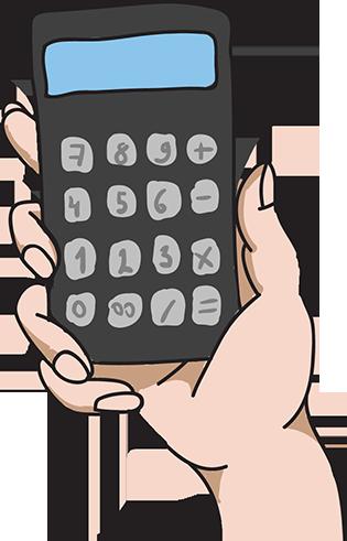 Калькулятор ваших личных показателей