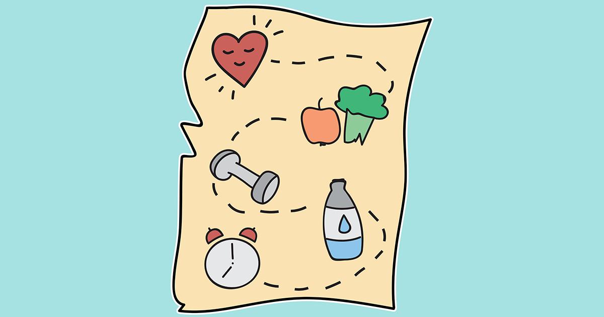 Как начать вести здоровый образ жизни