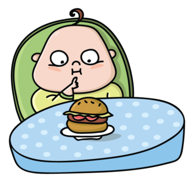 Прикорм детей до года