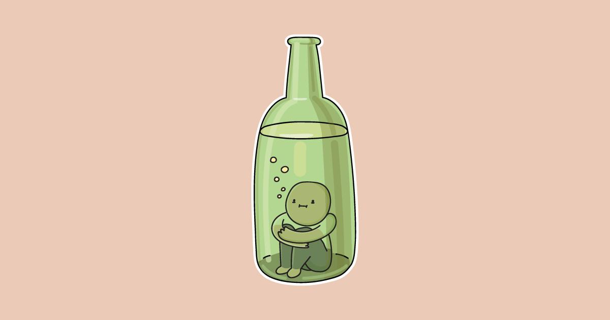 Не могу бросить пить алкоголь что делать