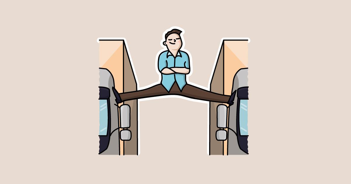 Как правильно сесть на шпагат